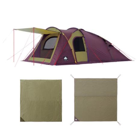 ロゴス(LOGOS) プレミアムリンクベースドームXLセット 71809549 キャンプ用品 テント シェルター (Men's、Lady's)