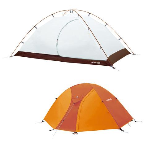 モンベル(mont-bell) クロノスドーム 1型 1122490 GDOG キャンプ用品 テント (Men's、Lady's)
