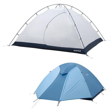 モンベル(mont-bell) クロノスドーム 4型 1122492 SKB キャンプ用品 テント (Men's、Lady's)