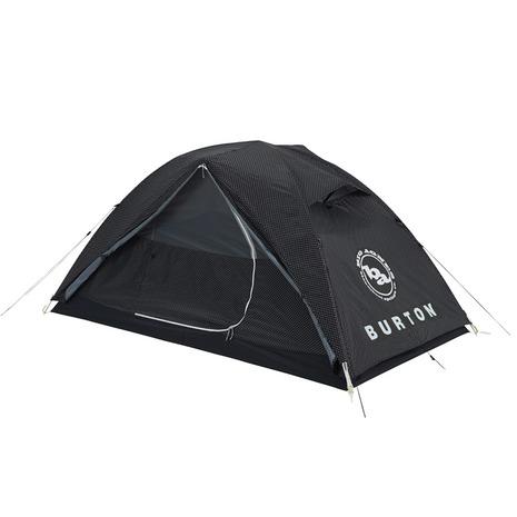 バートン(BURTON) NIGHTCAP TENT 14541102-103 Black Polka Dot キャンプ用品 テント (Men's、Lady's)