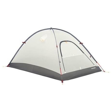 モンベル(mont-bell) ステラリッジ テント2 本体 1122533 GY キャンプ用品 テント (Men's、Lady's)
