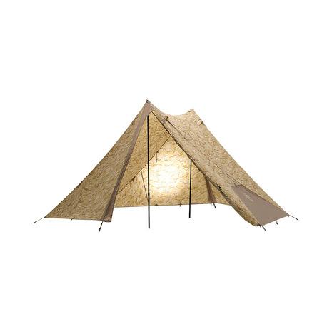 ニーモ(NEMO)ヘキサライトSE6PマルチカムアリッドNM-HEX-6P-MTCARドーム型テント(メンズ、レディース、キッズ)