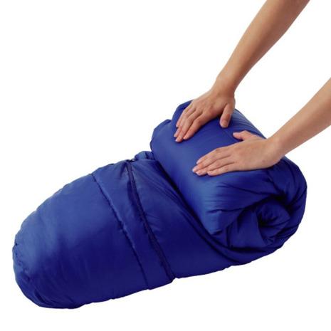 コールマン(Coleman) キッズマミー アジャスタブル/C4 ネイビー 2000027270 キャンプ用品 シュラフ 寝袋 (Jr)