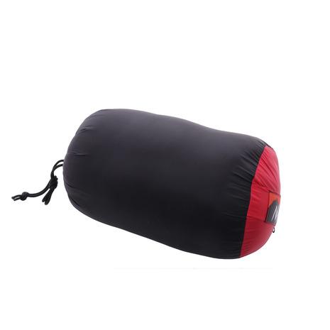 ナンガ オーロラライト350DX AURORA light 350DX ショート RED AURLT28 キャンプ用品 シュラフ 寝袋 (Men's、Lady's)