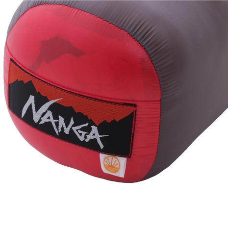 ナンガ NANGA ウルトラドライダウンバッグ280DX UDD BAG 280DX レギュラー RED UDD7 寝袋 (Men's、Lady's)