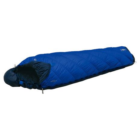 モンベル(mont-bell) バロウバッグ #5 R/ZIP 1121274 BLRI キャンプ用品 シュラフ 寝袋 (Men's、Lady's)