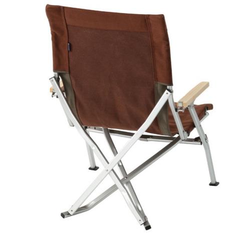 スノーピーク(snow peak) ローチェア30 折りたたみ椅子 LV-091BR (Men's、Lady's)