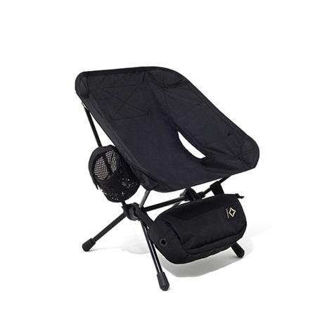 【気質アップ】 エイアンドエフ(A&F) タクティカルチェアミニ 折りたたみ椅子 折りたたみ椅子 (Men's、Lady's) 19755006 ブラック 19755006 (Men's、Lady's), アンダーグラウンド:ba80de82 --- business.personalco5.dominiotemporario.com