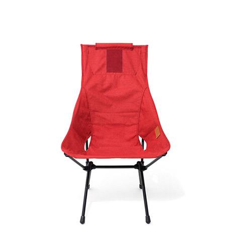 エイアンドエフ(A&F) サンセットチェア レッド 折りたたみ椅子 19750004004001 (Men's、Lady's)