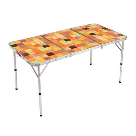 コールマン(Coleman) ナチュラルモザイクTM リビングテーブル 140プラス 2000026750 キャンプ バーベキュー (Men's、Lady's)