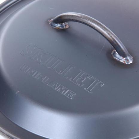 ユニフレーム(UNIFLAME) スキレット 10インチ 661062 キャンプ用品 調理器具 (Men's、Lady's)