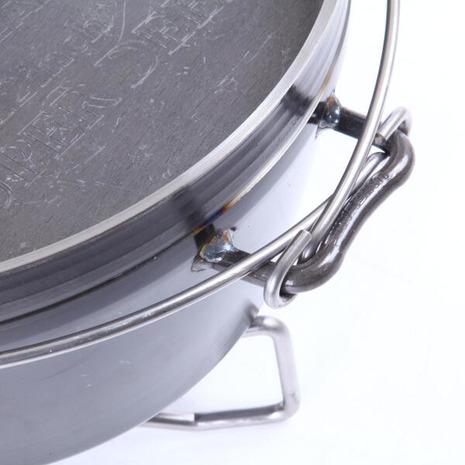ユニフレーム(UNIFLAME) ダッチオーブン スーパーディープ 12インチ 660966 キャンプ バーベキュー 調理器具 (Men's、Lady's)