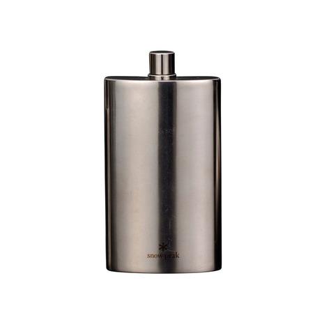 スノーピーク(snow peak) スノーピーク チタンスキットル L Titanium Flask L T-013 水筒 軽量 (Men's、Lady's)