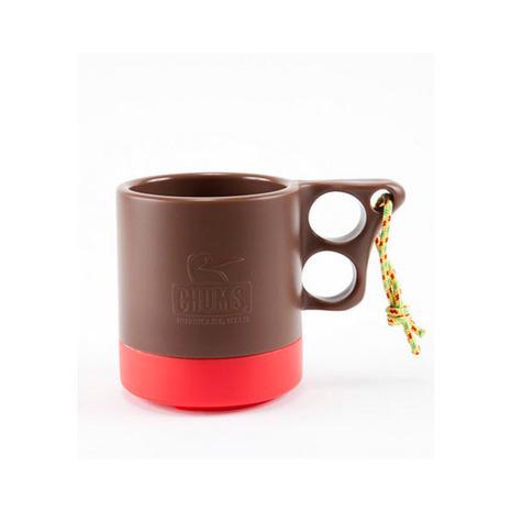 チャムス(CHUMS) キャンパーマグカップII Camper Mug Cup II Brown/Red CH62-0149-5127 (Men's、Lady's)