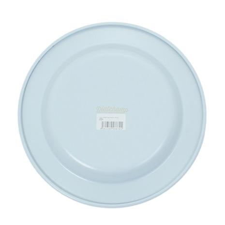 クレ(clef) ホーロー食器 FLAT PLATE 25 PC-003 BLUE (Men's、Lady's、Jr)