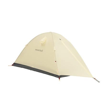 モンベル(mont-bell) ステラリッジ テント1 フライシート オフホワイト 1122536 OF キャンプ用品 テント フライシート (Men's、Lady's)