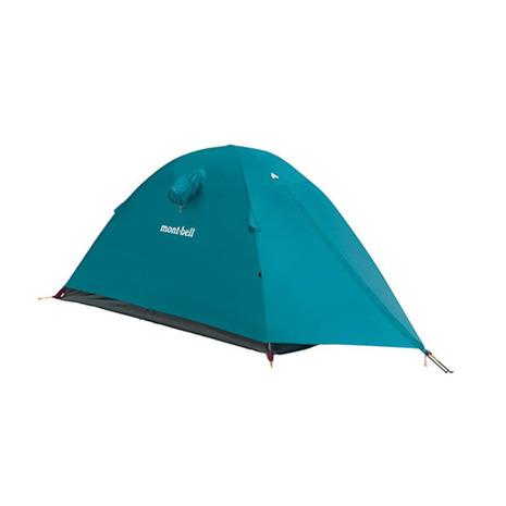 モンベル(mont-bell) ステラリッジ テント1 フライシート ピーコック 1122536 PE キャンプ用品 テント フライシート (Men's、Lady's)