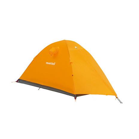 モンベル(mont-bell) ステラリッジ テント1 フライシート サンライトイエロー 1122536 SUYL キャンプ用品 テント フライシート (Men's、Lady's)