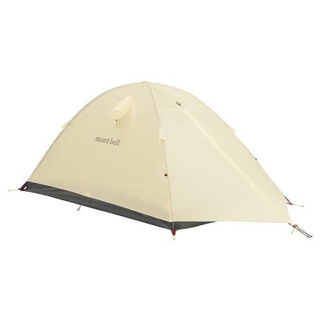 モンベル(mont-bell) ステラリッジ テント2 フライシート オフホワイト 1122537 OF キャンプ用品 テント フライシート (Men's、Lady's)