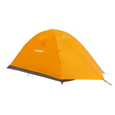 モンベル(mont-bell) ステラリッジ テント2 フライシート サンライトイエロー 1122537 SUYL キャンプ用品 テント フライシート (Men's、Lady's)