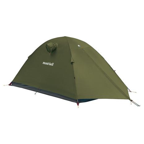 モンベル(mont-bell) ステラリッジ テント2 フライシート タイム 1122537 THYM キャンプ用品 テント フライシート (Men's、Lady's)