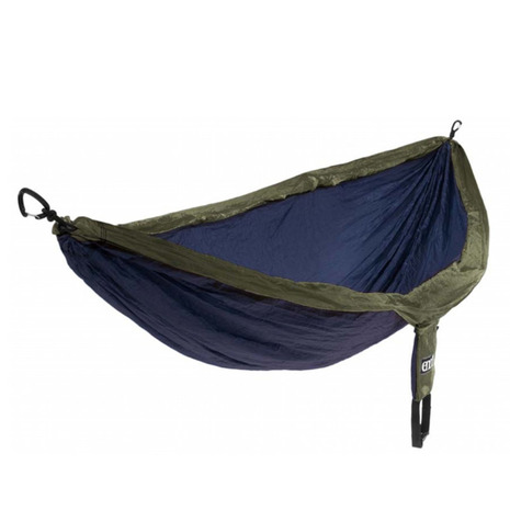 eno ハンモック ダブルネスト Double Nest DH01 Navy/Olive (Men's、Lady's)