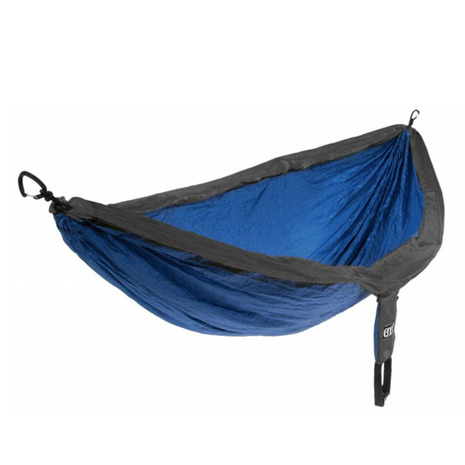 eno ハンモック ダブルネスト Double Nest DH03 Charcoal/Royal (Men's、Lady's)