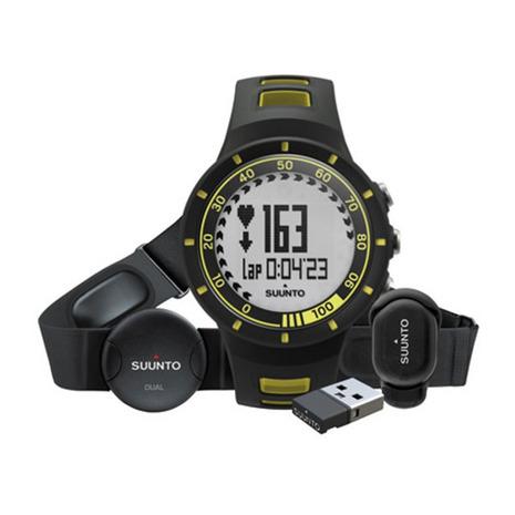 スント(SUUNTO) クエスト ランニングパック イエロー Quest Running Pack Yellow SS019155000 腕時計 アウトドアウォッチ (Men's、Lady's)