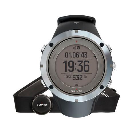 スント(SUUNTO) アンビット3 ピーク サファイア HR Ambit3 Peak Sapphire HR SS020673000 腕時計 GPS 心拍計 (Men's、Lady's)