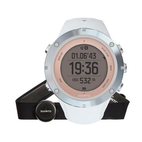 スント(SUUNTO) アンビット3 スポーツ HR サファイア Ambit3 Sport Sapphire HR SS020672000 腕時計 GPS 心拍計 (Men's、Lady's)
