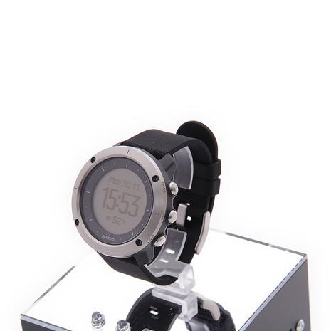 スント(SUUNTO) トラバース ブラック Traverse Black SS021843000 腕時計 GPS (Men's、Lady's)