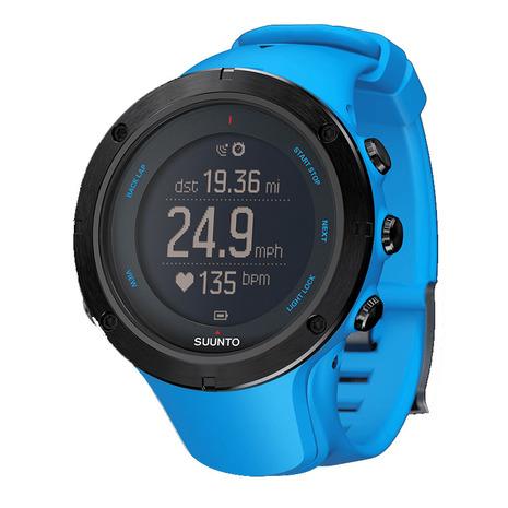 スント(SUUNTO) アンビット3 ピーク サファイアブルー Ambit3 Peak Sapphire Blue SS022306000 腕時計 GPS (Men's、Lady's)