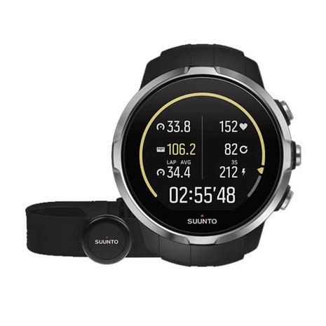 スント(SUUNTO) スパルタン スポーツ ブラック HR SUUNTO SPARTAN SPORT BLACK HR SS022648000 腕時計 GPS (Men's、Lady's)