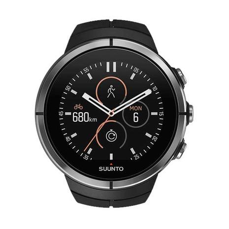 スント(SUUNTO) スント スパルタン ウルトラ ブラック SUUNTO SPARTAN ULTRA BLACK SS022659000 腕時計 GPS (Men's、Lady's)