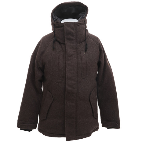ポールワーズ(POLEWARDS) ESKIMO PARKA 6092BROWN (Men's)