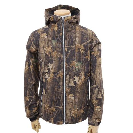 コロンビア(Columbia) ヘイゼンハンティングパターンドジャケット Hazen Hunting Patterned Jacket PM3911 939 Timberwolf (Men's)