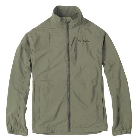 フォックスファイヤー(Foxfire) カプスハイカージャケット Copse Hiker Jacket 5213725-064 モス (Men's)