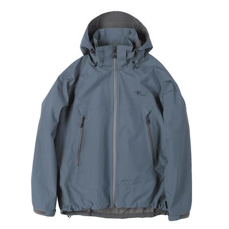 フォックスファイヤー(Foxfire) ミズリープジャケット Mizzleap Jacket 5213861-200 アイアンブルー (Men's)
