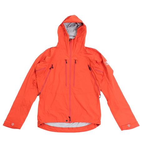 【5,500円ご購入で送料無料!】キャンプ、トレッキング、アウトドア用品のL-Breath(エルブレス) カリマー(karrimor) alpiniste ジャケット 1J01UAI1-Orange (Men's)