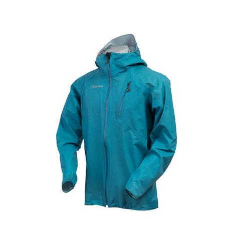 ティートンブロス(TETON BROTH) Feather Rain Jacket TB181-01M Blue (Men's)