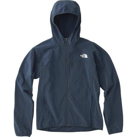 ノースフェイス(THE NORTH FACE) マウンテンソフトシェルフーディ MOUNTAIN SOFTSHELL HOODIE NP21703 CM メンズ ジャケット (Men's)