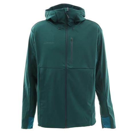 マムート(MAMMUT) 【海外サイズ】 Ultimate V SO Hooded ジャケット 1011-00351 40010 (Men's)