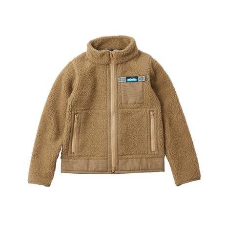 3 980円ご購入で送料無料 カブー KAVU ジャケット メンズ アウター 低廉 ボアジャケット 在庫あり 19821106 ブラウンベージュ