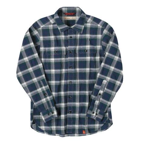 フォックスファイヤー(Foxfire) オールドラベルロゴTシャツ 19820837-ORG (Men's)