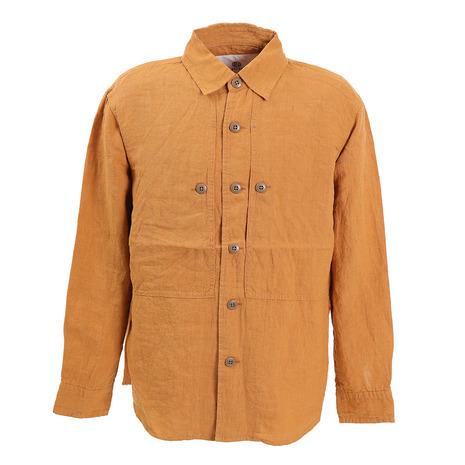 ノイク(NOYKU) リネンワークシャツ 01-18-6007-CAL (Men's)