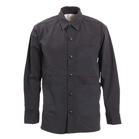ノイク(NOYKU) サッカーワークシャツ 01-18-6010-BLK (Men's)