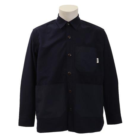 ノイク(NOYKU) サッカーワークシャツ 01-18-6010-NVY (Men's)