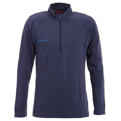マムート(MAMMUT) 【海外サイズ】PERFORMANCE Thermal ジップ ロングスリーブシャツ 1016-00090-50125 (Men's)