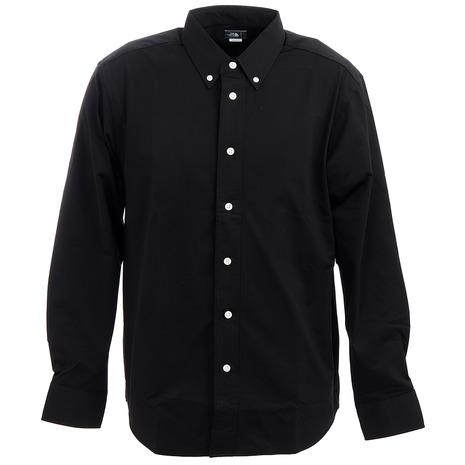 ノースフェイス(THE NORTH FACE) Tシャツ ロングスリーブニッテックシャツ NR12031 K (Men's)