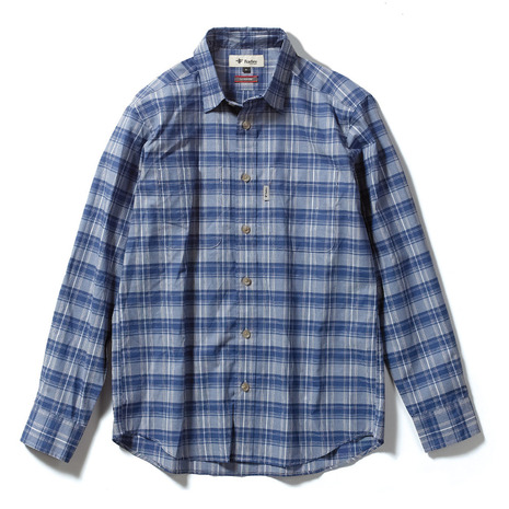 フォックスファイヤー(Foxfire) SCボーダーチェックシャツ 5212075-040 (Men's)